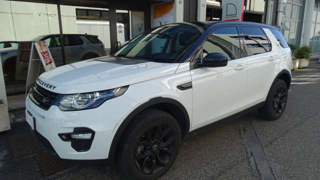 land-rover discovery-sport 2-0-td4-180-cv-hse weiss