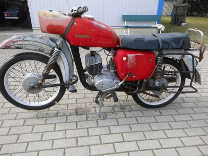 MZ ES 150 Rot
