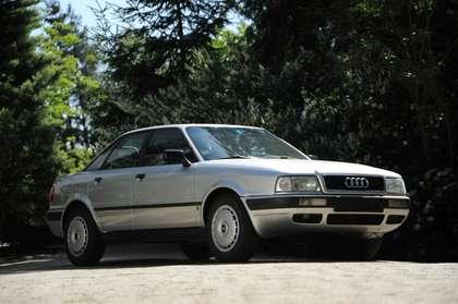 Audi 80 B4 Silber