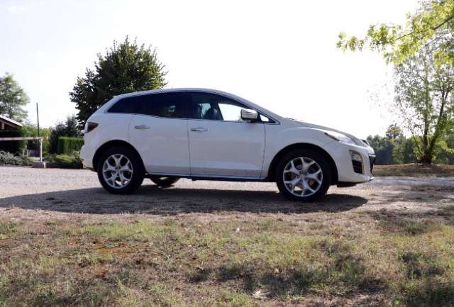 mazda cx-7 2-2l-mzr-cd-sport-tourer bianco