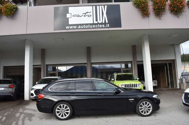bmw 525 x-drive-futura-full-optional nero