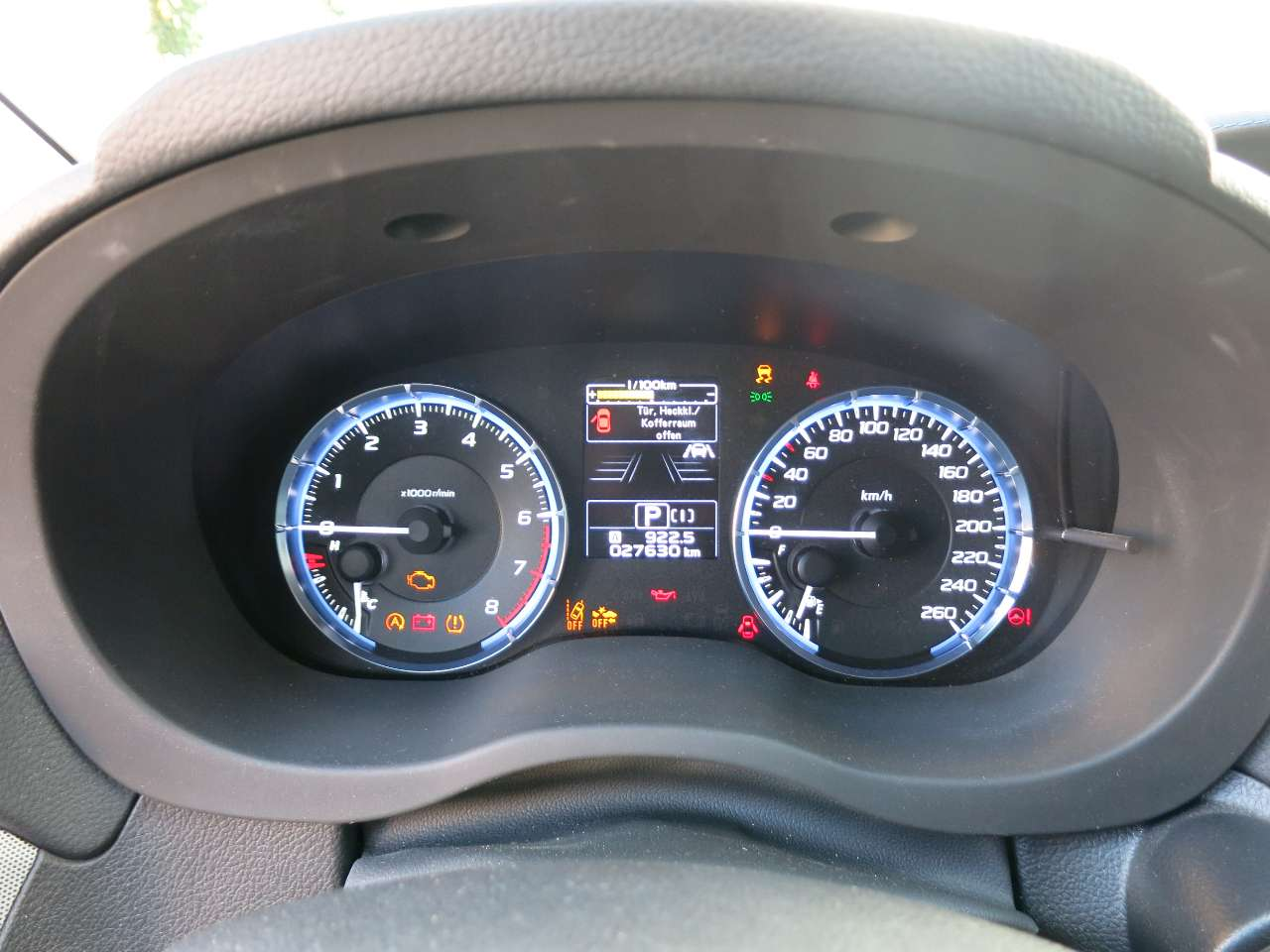 Sport 4x4 (V10) LED 360° KAMERA ACC SPURASSIST