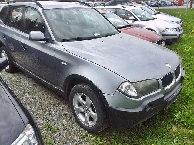 BMW X3 , EZ 11/2004
