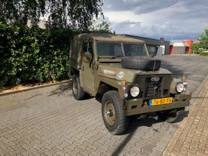 Land Rover Range Rover Pick Up Cabriolet Defensie