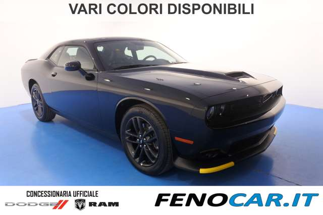 dodge challenger 3-6-v6-at8-awd-gt-blacktop-full-opt noir