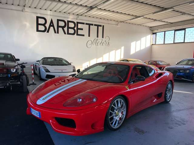 Usato Ferrari 360 Coupé A Capena Roma Rm Per 299999
