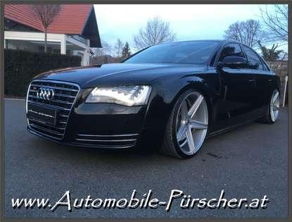 Audi A8 4,2 TDI-22 Zoll-S8 Look-Matrix-Luft-Neuwertig!