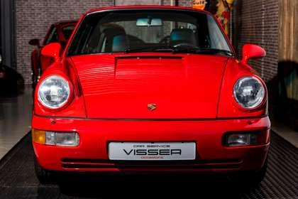 Porsche 964 964 Carrera 2 handgeschakelde coupé Indischrot