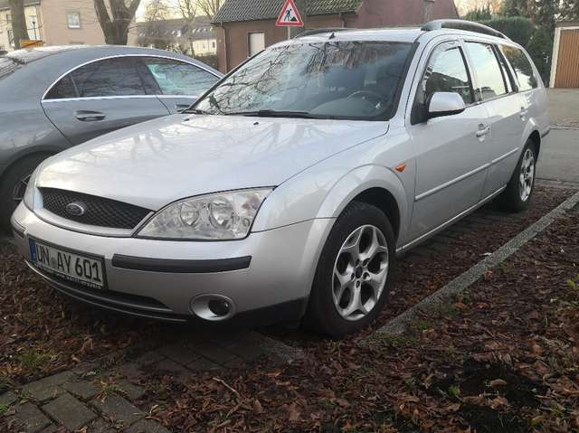 ford mondeo 1-8 silber