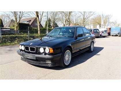 Alpina B10 3,0 Allrad (1994) schwarz manuell mit Serviceheft!