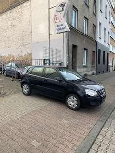 Volkswagen Polo 9N3 5-Türen 1