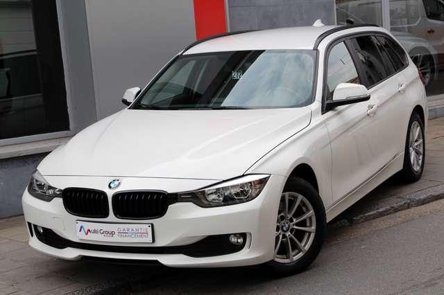 bmw 318 d-touring-garantie-1an-modern-climatisation blanc