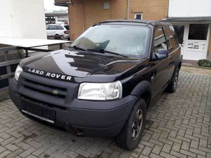 Used Land Rover Freelander Convertible for sale - AutoScout24