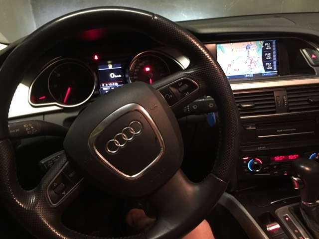 audi a5 2-7-v6-tdi-190-dpf-ambition-luxe noir