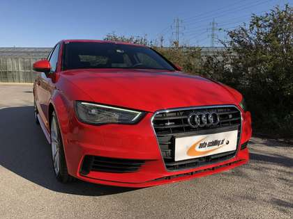 Audi A3 Ambition 2,0 TDI quattro S-tronic **Sline** 1.Bes.