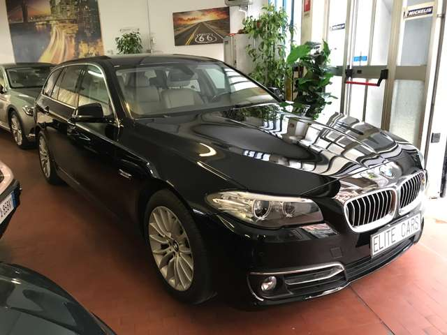 bmw 520 serie-5-xdrive-touring-luxury nero