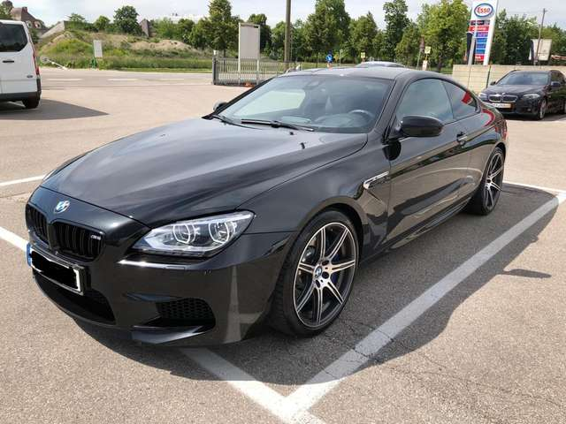 bmw m6 coupe-competition schwarz