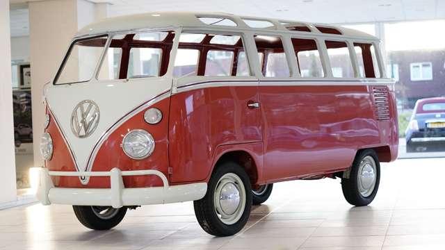 volkswagen t1 samba-23-raams rood
