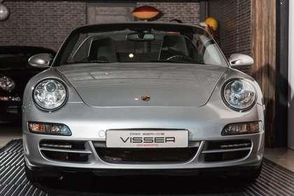 Porsche 997 997 Carrera 2 automaat cabriolet Arktissilber-met