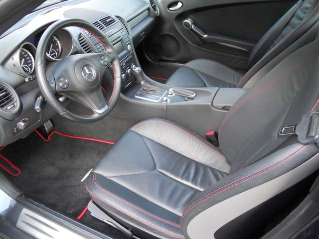 Used Mercedes Benz Slk-Class 200