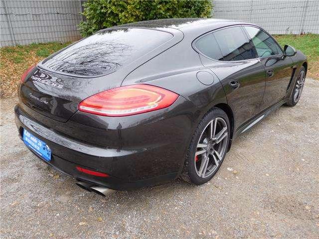 Used Porsche Panamera 4.8