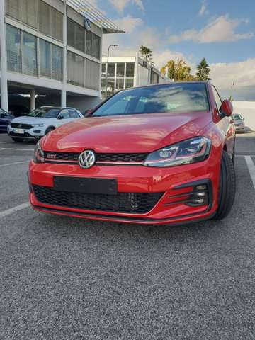 volkswagen golf-gti bluemotion-technology-dsg-performance rot