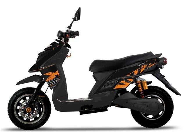 ksr-moto ttx 50-electric-scooter nero