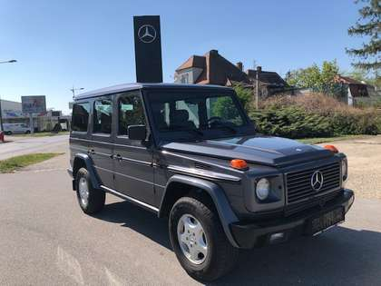 Mercedes-Benz G 350 G 350 Turbodiesel