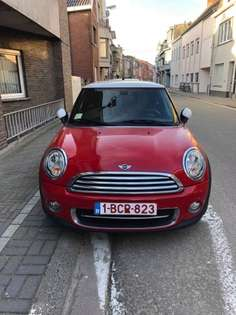 Find Red Mini Cooper Sd For Sale Autoscout24
