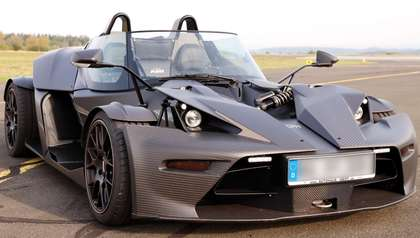 Ktm X Bow For Sale >> Used Ktm X Bow Gt For Sale Autoscout24
