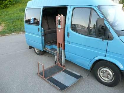 Ford Transit 2 5D Hochdach