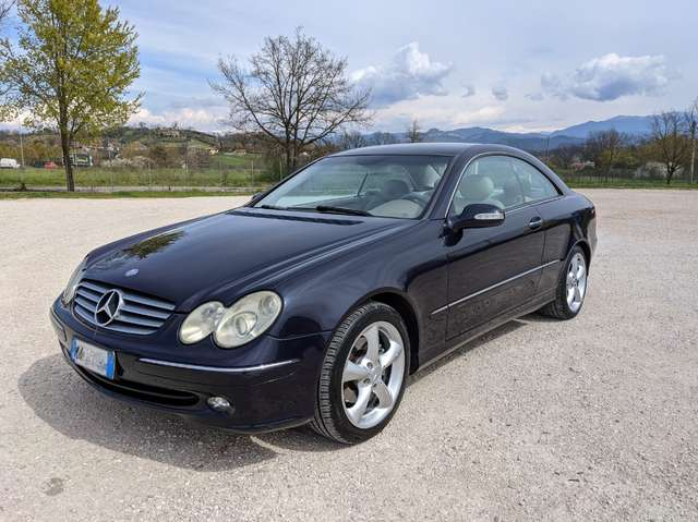 mercedes-benz clk-240 2-4-benzina-gpl-coupe-170cv