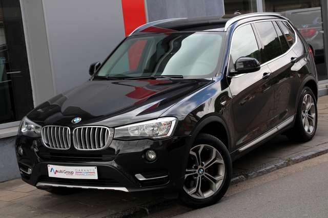 bmw x3 2-0-d-sdrive-garantie-1an-x-line-full-gps-cuir noir