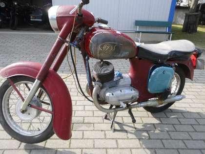 Jawa 175 CZ 175 Rot