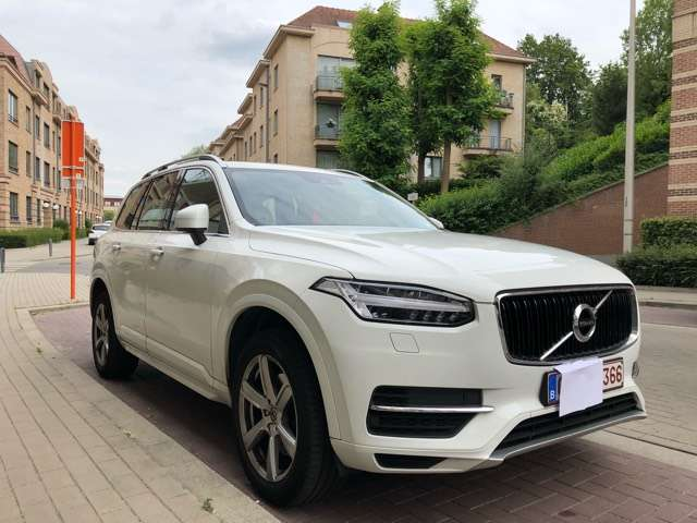 volvo xc90 t6-awd-geartronic-momentum wit