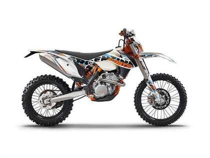 KTM 350 EXC SIXDAYS