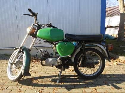 Simson S 50 Grün