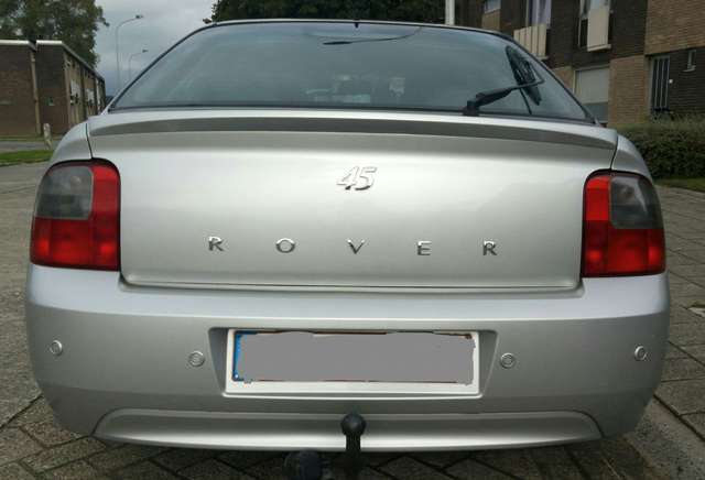 rover 45 argent