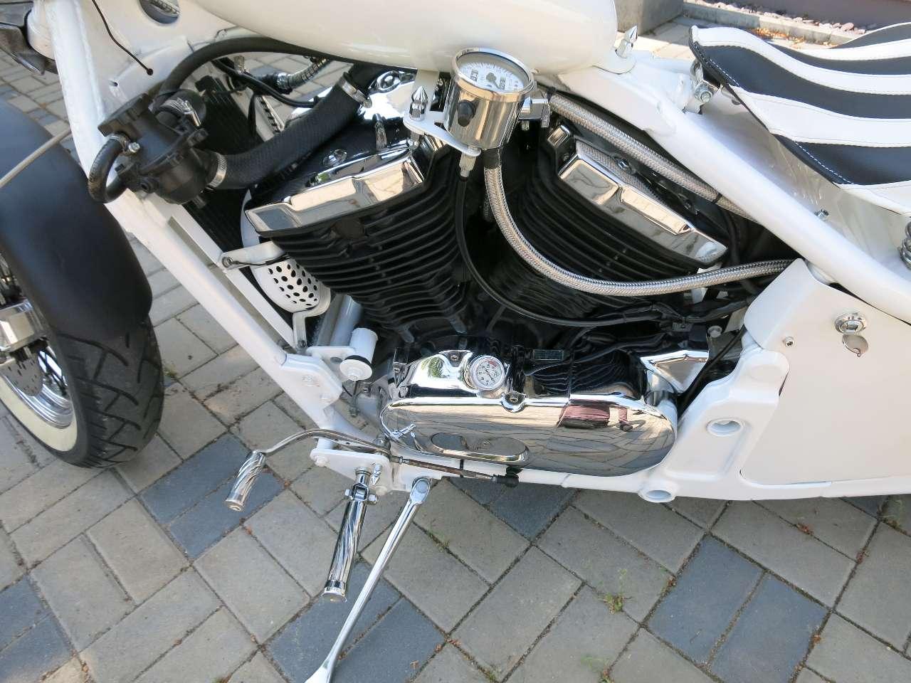 VN800A Custom Einzelstück! TÜV+AU NEU