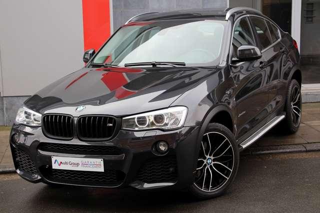 bmw x4 2-0das-pack-m-performance-garantie-1an-full-4x4 noir