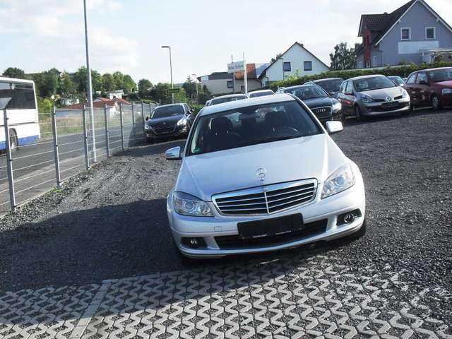 mercedes-benz c-180 cgi-blueefficiency-c-klasse-lim-bm-204 silber