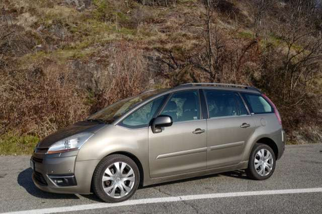 citroen grand-c4-picasso bronze