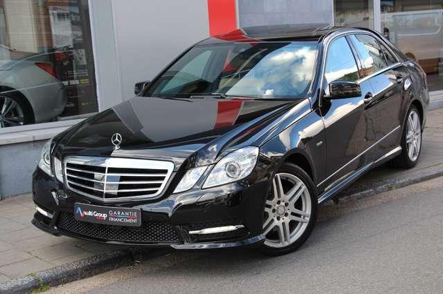 mercedes-benz e-250 cdi-4-matic-4x4-amg-garantie-1an-full-option noir