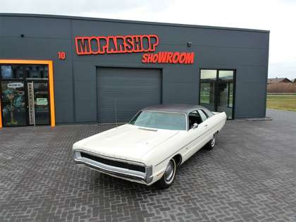 Plymouth Fury Fullsize Coupe inkl