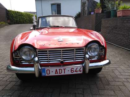Used Triumph TR4 for sale - AutoScout24