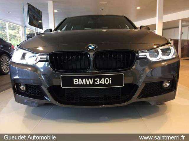 bmw 340 f30-i-xdrive-m-performance-360-bva8 gris