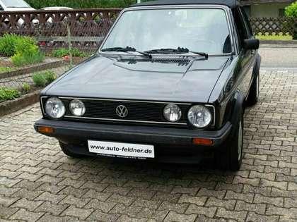 Volkswagen Golf Cabriolet GLI H-Kennzeichen-Pirelli