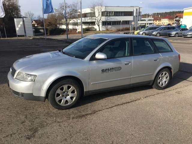 Audi A4 , EZ 10/2001