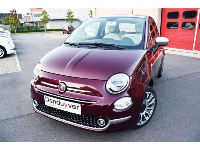 fiat 500 1-2-lounge-apple-android-navi-7-pdc-tft-coyote rouge