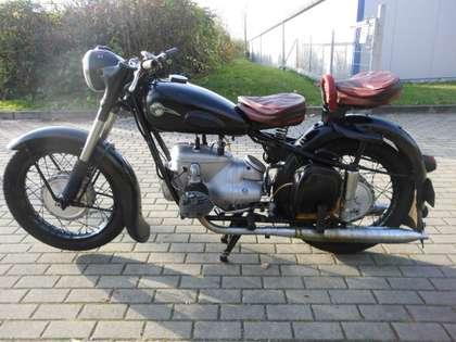 MZ BK 350 Schwarz
